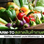 'Farmto' ตลาดสินค้าเกษตร ที่เปิดให้คุณ 'พรีออเดอร์' ผลผลิต ได้ตั้งแต่ก่อนปลูก!